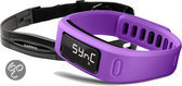 Garmin Vivofit HRM - Sporthorloge met hartslagmeter - Paars