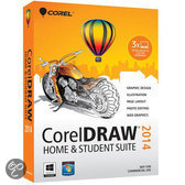 CorelDRAW Home & Student Suite 2014 - 3 User UK