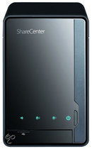 D-Link Sharecenter Pulse 2-Bay Network Storage Enclosure - 2-Bay / SATA II / usb 2.0