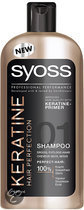 Syoss Keratine - 500 ml - Shampoo
