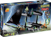 Cobi Monster vs Zombies Ghost Ship - 28300