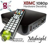 MX2 G-BOX Home entertainment - Mediaplayers Midnight