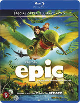 Cover van de film 'Epic'