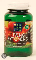 Ortholon Living Fytomins - 120 Capsules