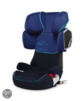 Cybex Solution X2-Fix - Autostoel - Ocean - navy blue