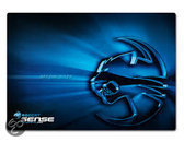 Roccat Sense Gaming Muismat Chroom Blauw PC