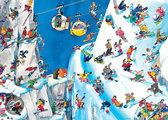 Heye Puzzel - Snowboards, Blachon