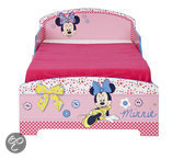 Minnie Mouse MDF Toddler Bed
