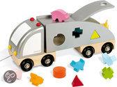Janod Vrachtwagen met Vormen