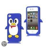 Apple iPhone 4 | 4S Penguin Silicone Case Dark Blue