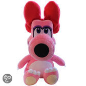 Super Mario Birdo pluche knuffel 17 cm