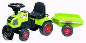 Falk Claas Tractor met Aanhanger