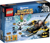 LEGO Super Heroes Aquaman on Ice - 76000
