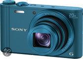 Sony Cybershot DSC-WX300 - Blauw