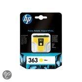 HP 363 - Inktcartridge / Geel