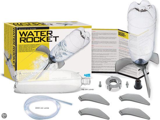 4M Science In Action - Waterraket