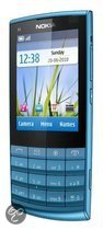 Nokia X3-02.5 touch and type - Petrol blue
