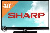 Sharp LC-40LE830E - 3D LED TV - 40 Inch - Full HD