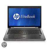 HP EliteBook 8760W - Laptop