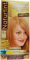 Naturtint haarkleur koper rood  1
