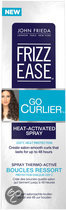 John Frieda Frizz Ease Go Curlier Heat-Activated Spray - 100 ml - Haarspray