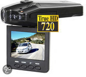 Incarvideo Dashcam True HD 720P BR-H198 dashboard camera