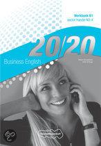 Business English / Sector handel N3-4 20/20 / deel Werkboek B1