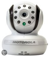 Motorola Blink1 IP - Babyfoon met camera - Wit