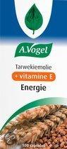A. Vogel Tarwekiemolie Met Vitamine E  - 100 Capsules - Voedingssupplementen