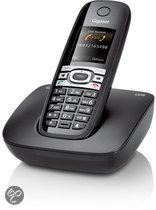 Gigaset C610 - Single DECT telefoon - Zwart