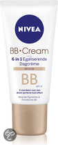 NIVEA BB Cream Egaliserend Medium - 50 ml - Dagcrème