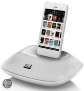 JBL OnBeat Micro -  Dockingstation voor iPhone 5 - Wit
