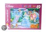 Disney Princess assepoester puzzel 2 x 20 stukjes