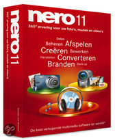 Ahead Nero Multimedia Suite 11 - Nederlands