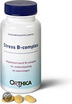 Orthica Stress B Complex - 90 Tabletten - Vitaminen