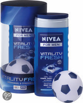 NIVEA for Men Vitality - Geschenkset
