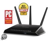 NETGEAR R7000 Nighthawk - Wireless AC1900 Dual-Band Gigabit Router - 600 + 1300 Mbps