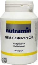 Nutramin Gastracare 2.0 - 90 Capsules - Voedingssupplement