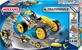 Meccano 7 Models Set - Bouwpakket