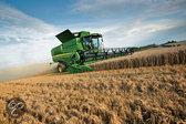 John Deere S690 Combine Harvester