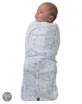 Mum2Mum Dream Swaddle - Inbakerdoek Groot - Blauw