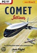 Foto van Comet Jetliner Professional (FS X Add-On) (DVD-Rom)