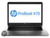 HP ProBook 470 - Azerty-laptop