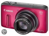 Canon PowerShot SX260 HS - Rood