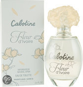 Cabotine Fleur d'Ivoire for Women - 100 ml - Eau de Toilette