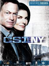 CSI: New York - Seizoen 9 (Deel 1)