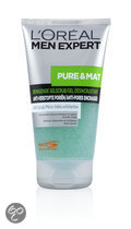 LOral Paris Men Expert Pure & Mat Reinigende - Gelscrub