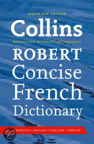 Collins Robert Concise French Dictionary