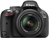 Nikon D5200 Kit zwart + AF-S DX 18-55 VR II + 55-300 VR
