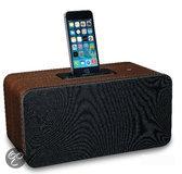 Pioneer XW-BTS7-T - Bluetooth speaker - Zwart